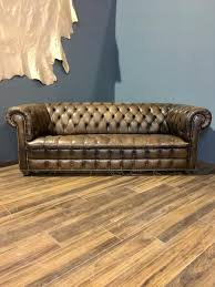 Leather Chesterfield Sofa Antique U0026 Vintage U2013 Robinson Of England