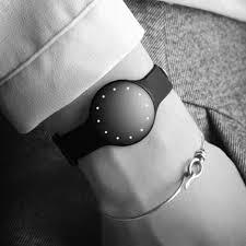 fitness bracelets fitness bracelet misfit shine black 162355