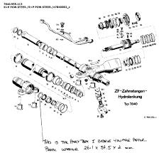 Porsche Cayenne Parts - steering rack rebuild seals and o rings pics rennlist porsche
