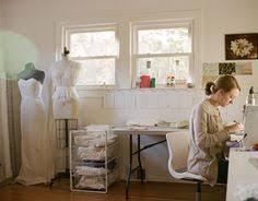 fashion designer fashion design studio blue sewing room