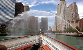 Architectural River Cruise Chicago Line Cruises Chicago Il Groupon