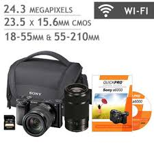 sony a6000 black friday 799 sony a6000 double kit lens extrras at costco with 450
