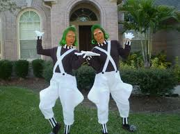 Oompa Loompa Baby Halloween Costume Willy Wonka Oompa Loompa Costume Halloween Willy