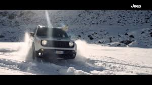 jeep ads 2017 jeep renegade winterproof commercial q1 2017 youtube