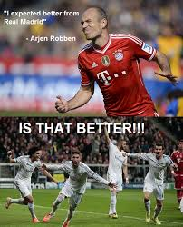 Real Madrid Meme - the best jokes and memes from bayern munich 0 real madrid 4