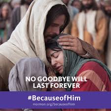 Jesus Easter Meme - no good bye will last forever