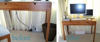 Cable Management Computer Desk Guest Blogger Joshua Zerkel With 5 Tips For Easy Cable Management