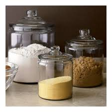kitchen glass canisters with lids 55 best glass food storage ideas for pantry organization images on
