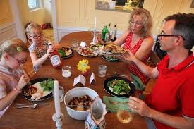 where s the magic in family dinner the new york times
