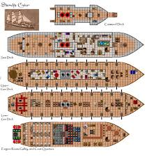 Ups Shipping Map Pirate Ship Deck Aeon Castle Pinterest Pirate Ships Pirates