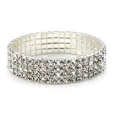 crystal bracelet swarovski images 25 carat swarovski crystal stretch bracelet jpg