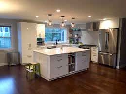 Kitchen Shelves Vs Cabinets How Much Does It Cost To Stain Cabinets Angie U0027s List