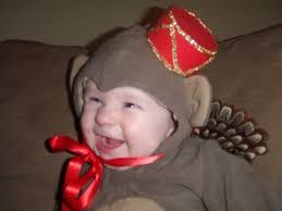 wizard of oz flying monkey costume toddler sweet revelry november 2010
