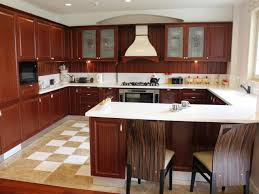top u shaped kitchen with center island 1497