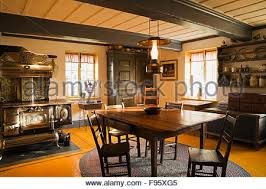 Old Wooden Table And Chairs Antique Wooden Table Chairs In Dining Room Inside Old