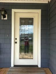 Patio Door Frame Repair Exterior Door Frame Replacement Replacement Exterior Door Jamb