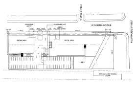 14 story mixed use development proposed for north avenue shopping