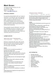 Word Formatted Resume Teacher Resume Template Word U2013 Inssite