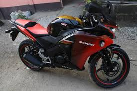honda cbr r150 modified honda cbr150