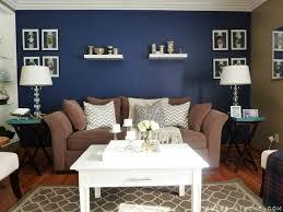 interesting 25 blue walls living room decorating inspiration of