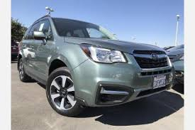 Subaru Forester Rugged Package Used Subaru Forester For Sale In Sacramento Ca Edmunds