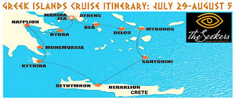 Greek Islands Map Prosper Ventures Upcoming Magical Trips Prosper Ventures