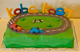 race track cakes u2013 decoration ideas little birthday cakes