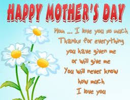 mothers day card free mothers day cards christmas day wishes or messages