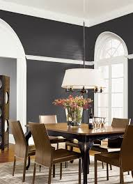 dark shiplap accent wall adding a dark color to your room