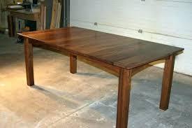 Walnut Dining Room Set Handmade Dining Room Table Walnut Dining Room Table And Chairs