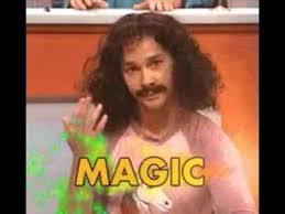 Magic Meme Gif - meme magic the unicorn mythology man gif video youtube
