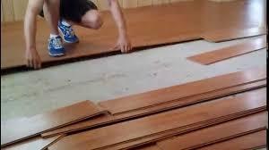 Laminate Flooring Gilbert Az Laminate Flooring Improper Installation Glendale Az 1 Youtube