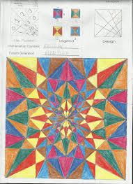 Modulo Art Pattern Grade 8 | modulo art modulo art our lady of mount carmel learning ce flickr