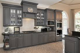 Kitchen Cabinet Lazy Susan Alternatives From White Laminate Thermofoil Kitchen Cabinets To Gorgeous Gray