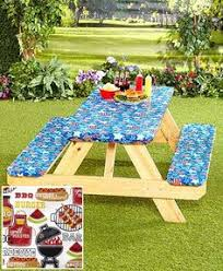stay put table covers stay put fitted tablecloth table cover for a 6 ft picnic table