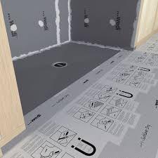 Genesee Ceramic Tile Burton Michigan by Wedi Fundo Ligno Curbless Shower Genesee Ceramic Tile