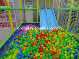 sale cheap plastic balls for pool indoor playground