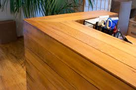 Custom Made Reception Desk Reception Desk For San Francisco Startup Bay Area Custom Furniture