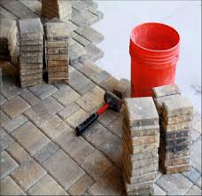 Thin Patio Pavers How To Lay Pavers Brick Patio And Pavers Diy Guide