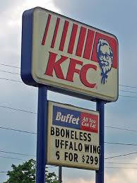 Kfc With Buffet by The Biggest Rebranding Flops Pg 7 Thestreet