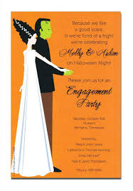 ideas about halloween wedding invitation wording for your