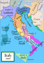 Political Map Of Italy by Lombards Of Sicily Wikipedia