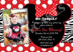 minnie mouse polka dot package minnie mouse birthday party ideas