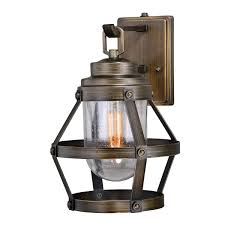 Lantern Wall Sconce Frontier Lantern Wall Sconce Large