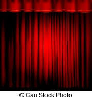 Curtains On A Stage Clip Art Of Spotlight On A Red Carpet Stage Stairs With A Red