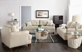 cindy crawford dining room furniture vita 100 genuine leather sofa u2013 smoke the brick
