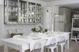 enchanting white washed dining table cottage room skonahem on wash