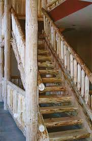 naturally north spooner wi log furniture stairs u0026 railings