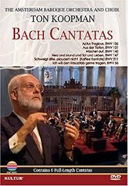 bach cantatas ton koopman amsterdam baroque
