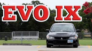 the mitsubishi e evolution wants regular car reviews 2006 mitsubishi lancer evolution mr youtube